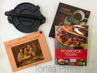 Tortilla Press Kit