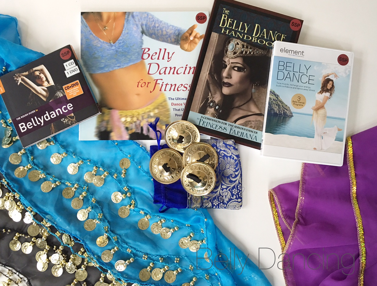 Belly Dancing Kit