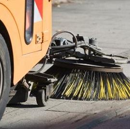 Image of Street Sweeper