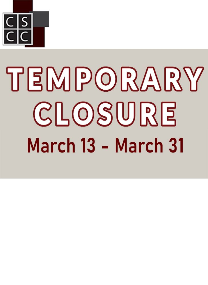 Central Square Closure March 13 - 31 2020