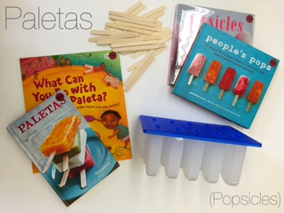 Paletas (Popsicles) Kit