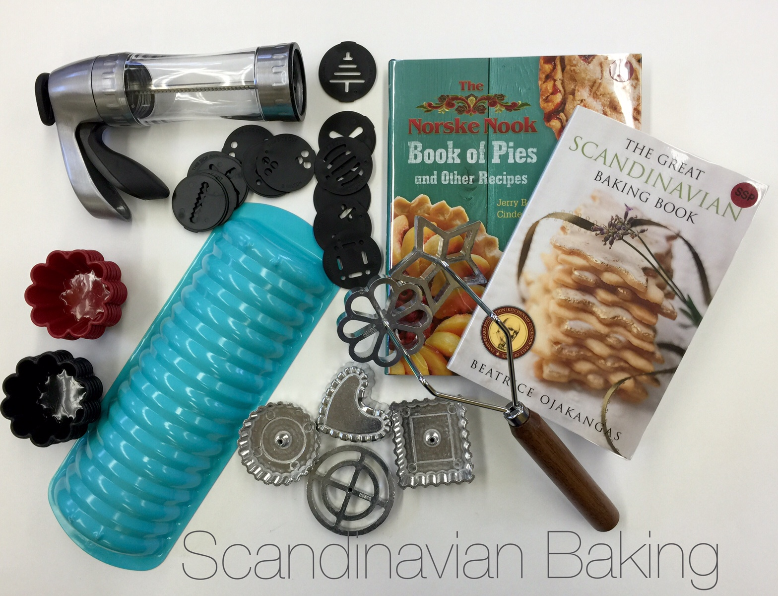 Scandinavian Baking Kit