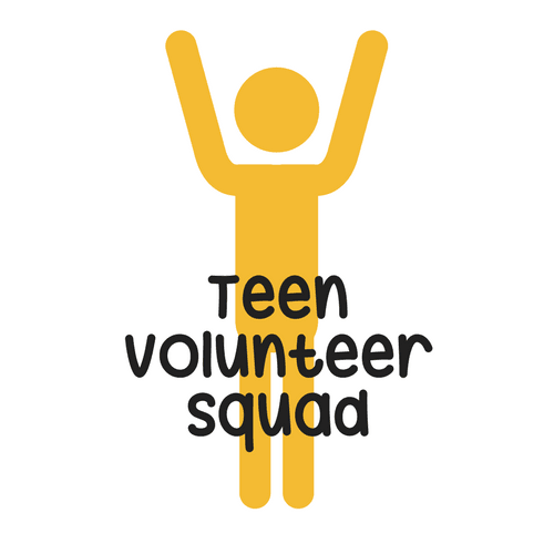 Teen Volunteer Squad