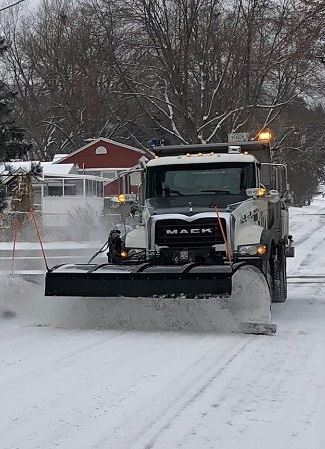 Image of City of South St. Paul Snowplow