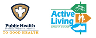 Logo for Dakota County Active Living