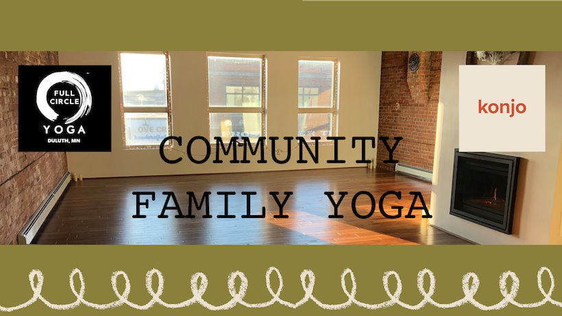 Community Family Yoga logo
